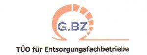 Tamm GmbH - Umweltschutz Zertifikat G.BZ